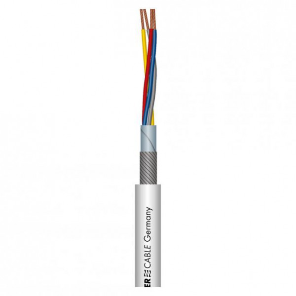 DMX SC-Semicolon 4 AES/EBU; 4 x 0,14 mm²; PVC Ø 5,20 mm