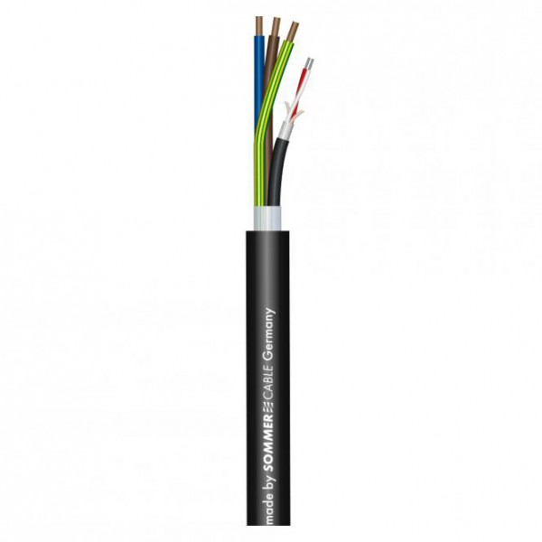 Sommer Cable DMX & Power; PUR-SR; Ø 9,40 mm