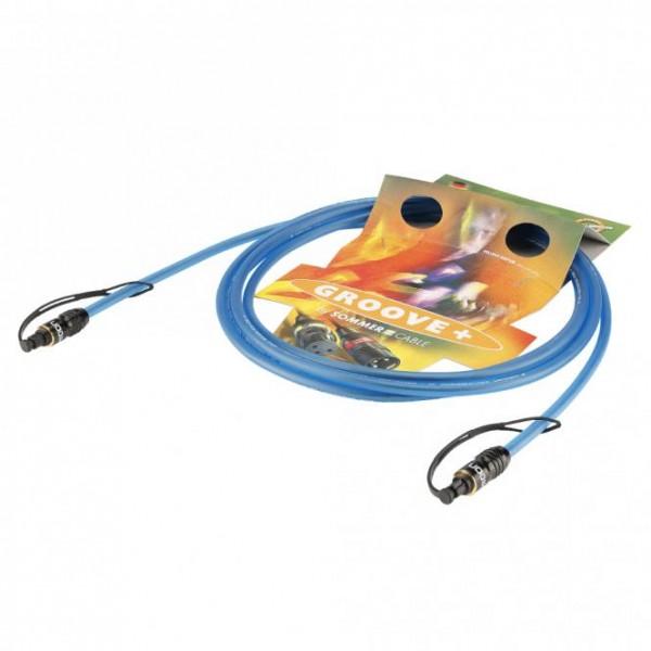Sommer Cable Optisches Digitalkabel Polymer Optische Faser (POF) SC-Octopus 1   Toslink / Toslink