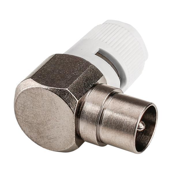 Basic Antennensteckverbinder male 90°